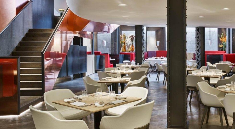Restaurante ENEKO London