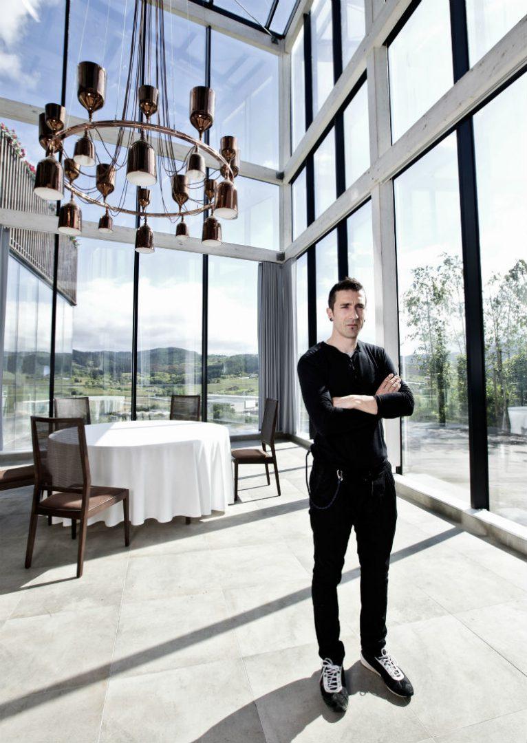 Elite 100 Speaks to Azurmendi's Eneko Atxa