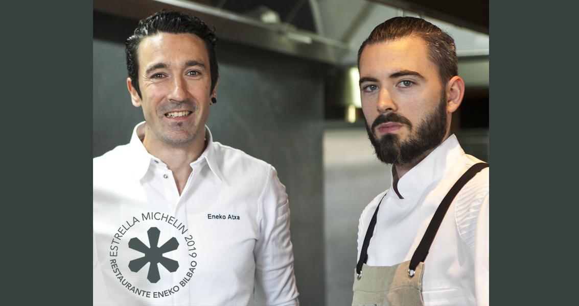 El restaurante ENEKO Bilbao obtiene una estrella Michelin
