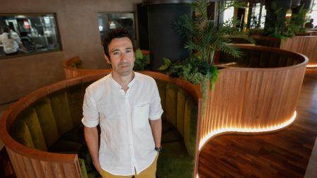 Eneko Atxa: «La cocina que traeré a Sevilla es alegre, informal y muy festiva»