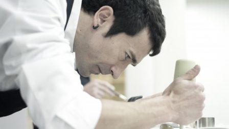 La cocina de cinco estrellas Michelín de Eneko Atxa llega hasta Sevilla